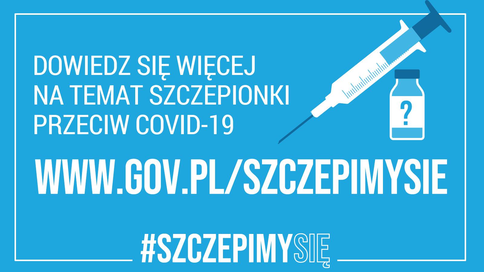 Dowiedz się więcej o szczepieniach