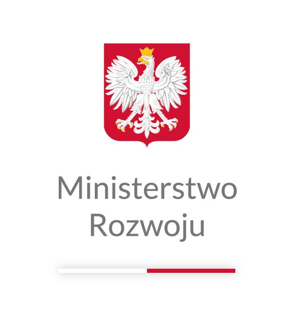 Logo Ministerstwa - Ministerstwo Rozwoju - Portal Gov.pl