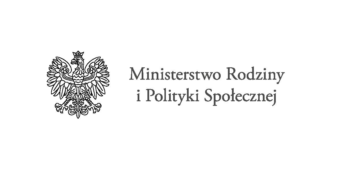 Logotypy Ministerstwa - Ministerstwo Rodziny i Polityki Społecznej - Portal  Gov.pl