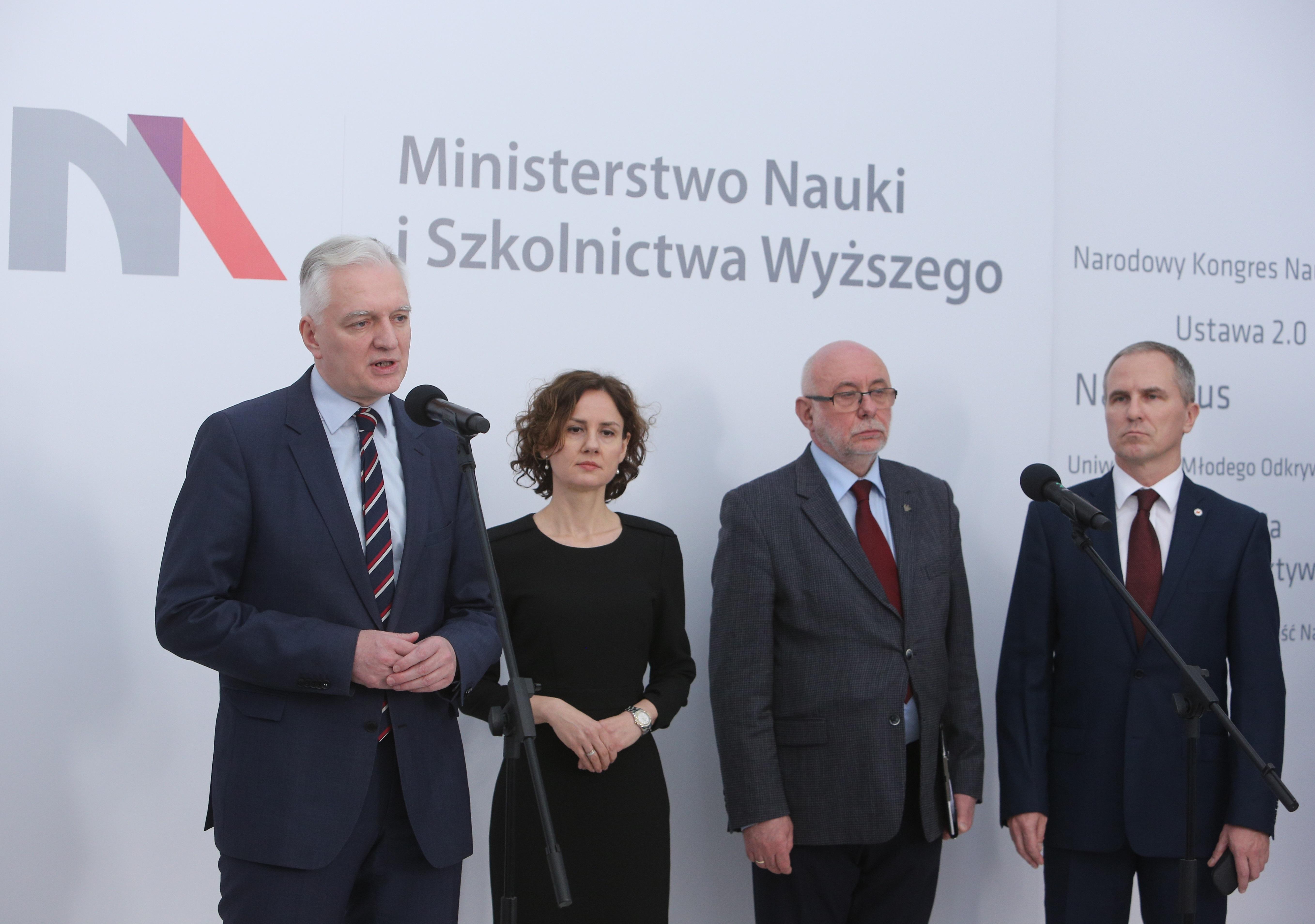 300 milionów złotych dla ośrodków akademickich w konkursie Zintegrowane Programy Uczelni - Ministerstwo Nauki i Szkolnictwa Wyższego - Portal gov.pl