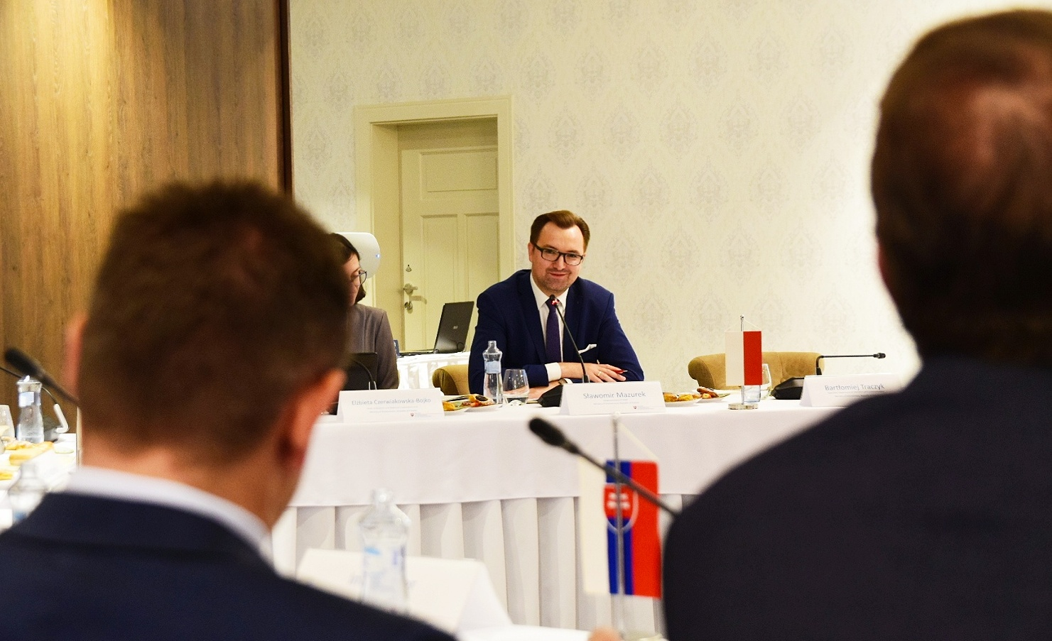 wiceminister Sławomir Mazurek