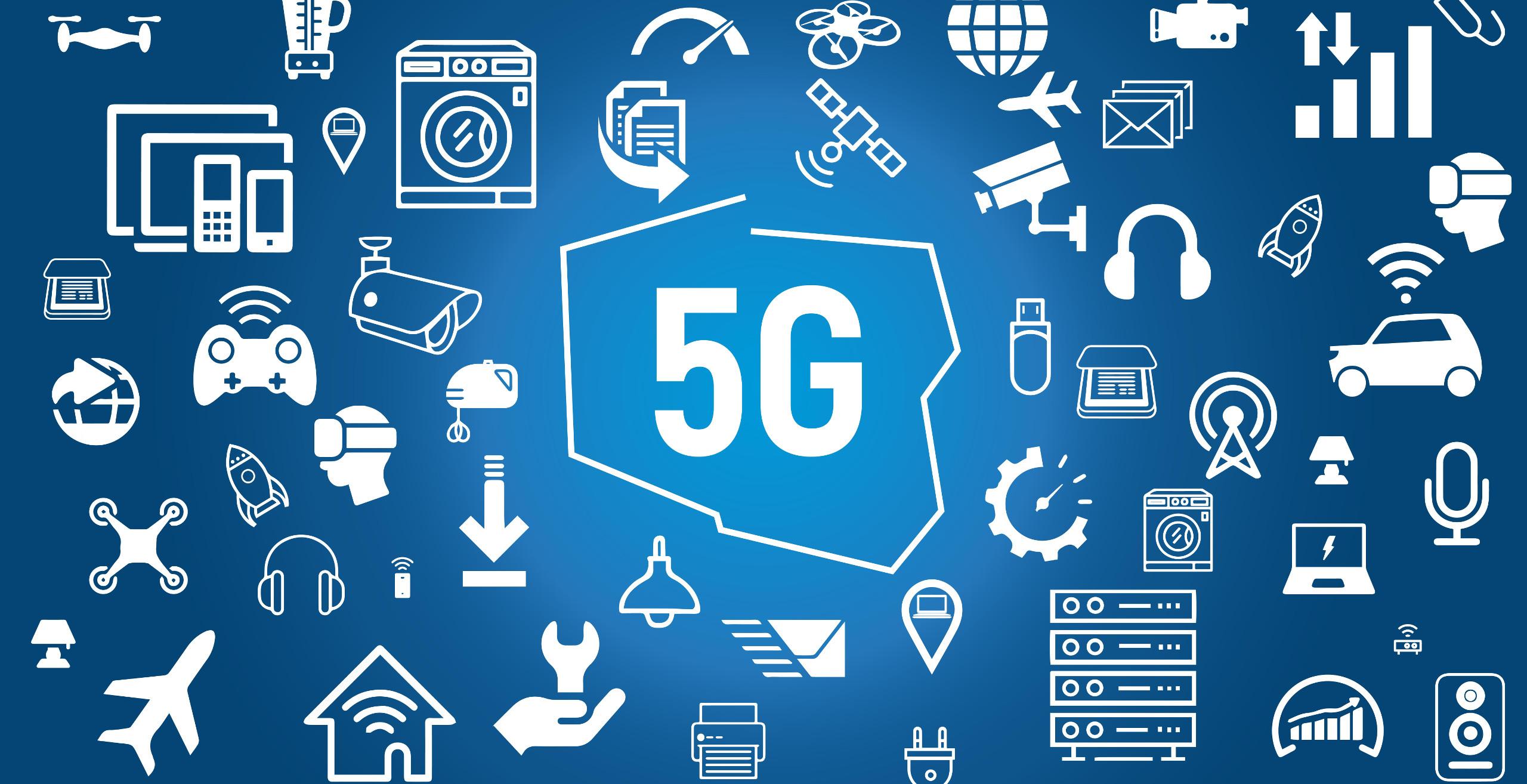 5G ilustracja