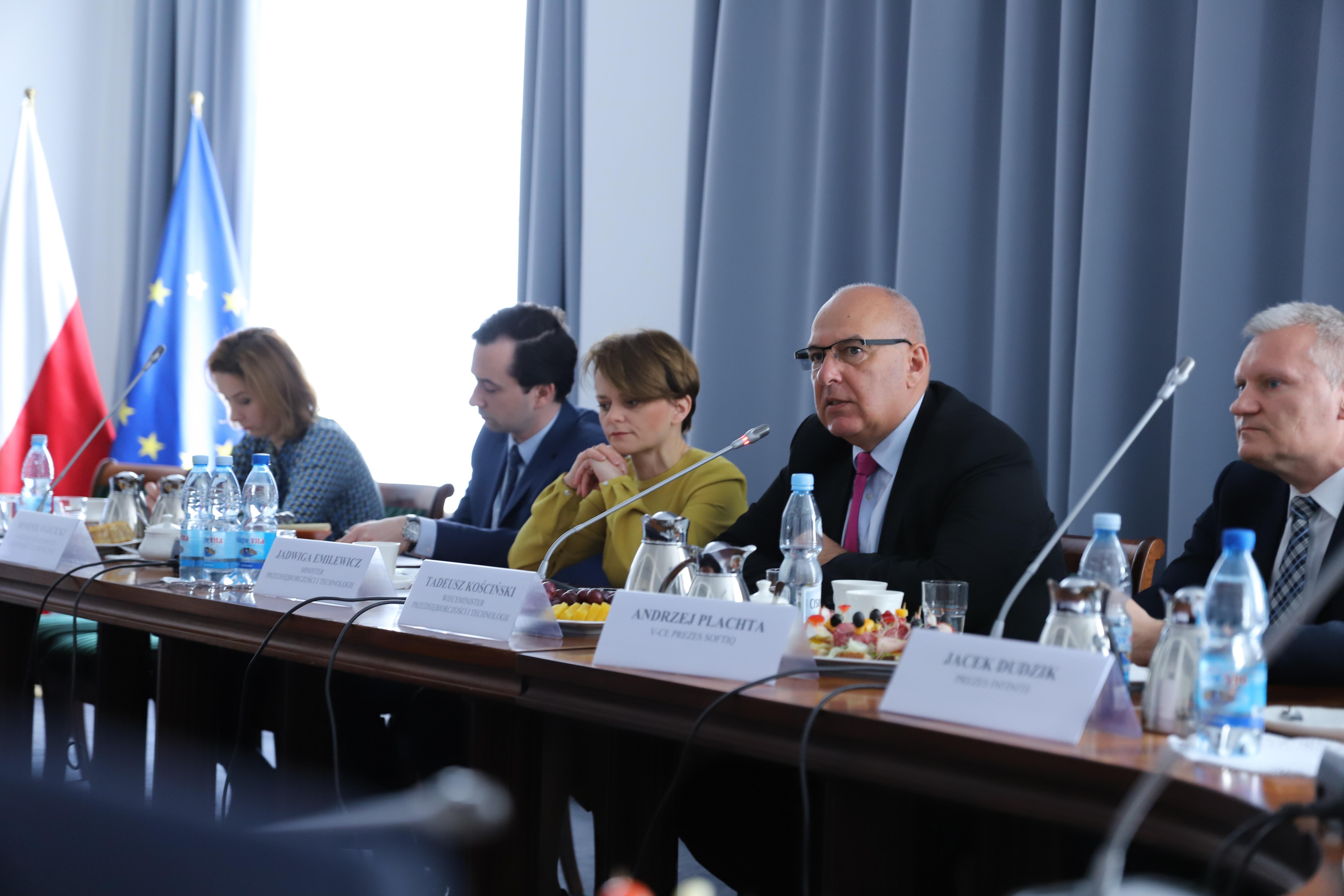Spotkanie z dziennikarzami nt. e-fakturowania