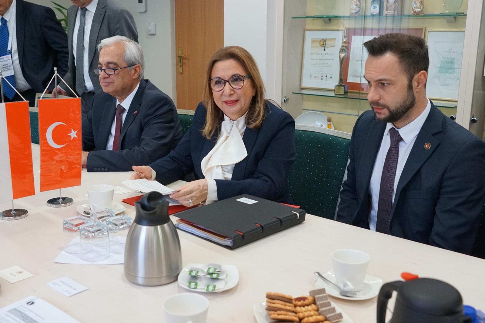 Delegacja turecka