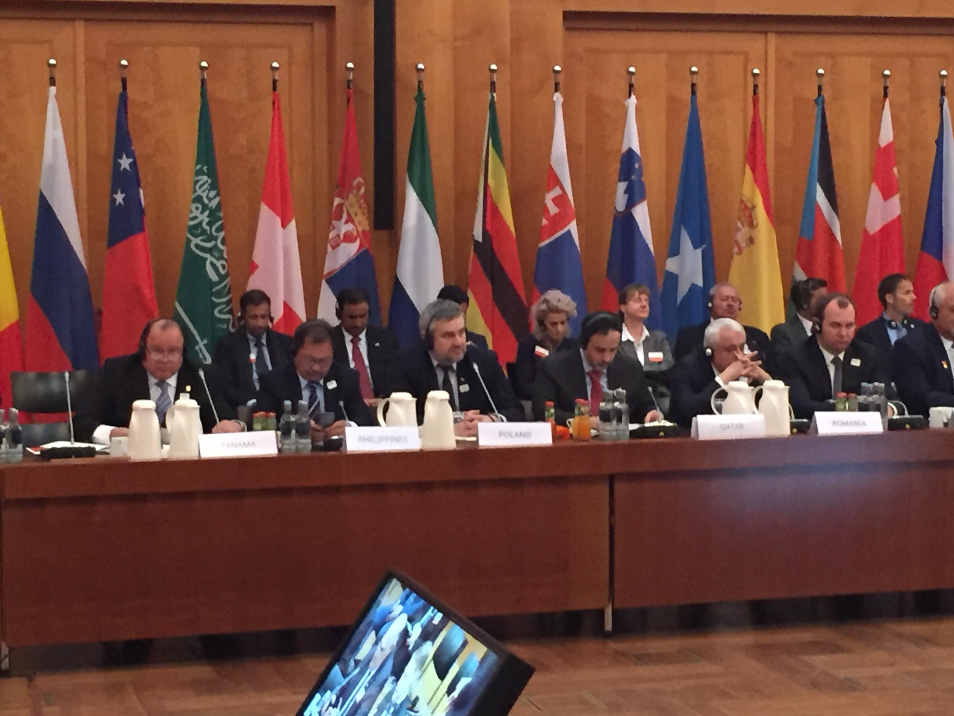 Konferencja Ministrów Rolnictwa
