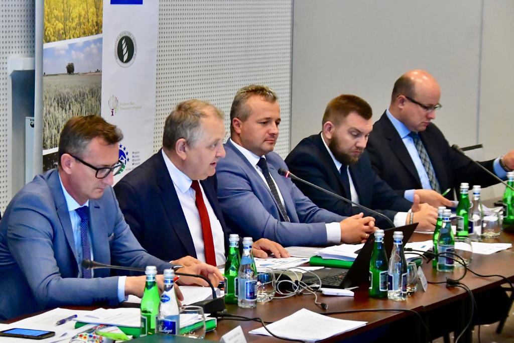 Posiedzenie Komitetu Monitorującego PROW