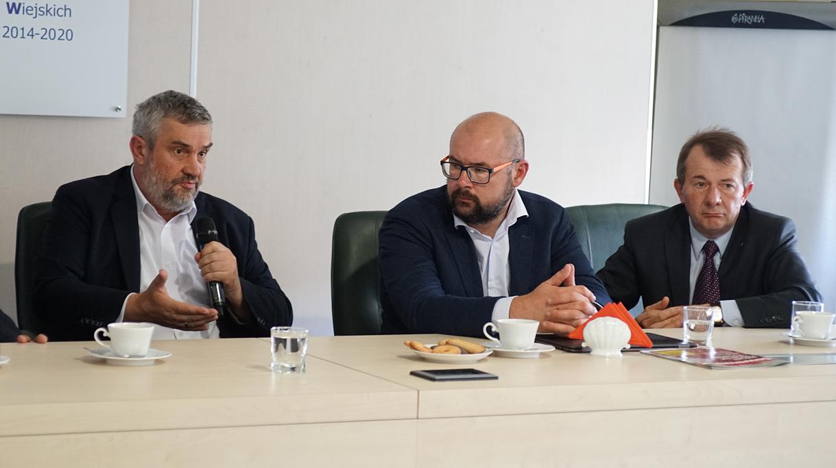 Przemówienie Ministra Ardanowskiego