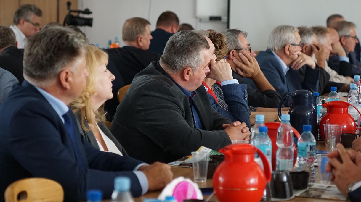 Spotkanie KZSM