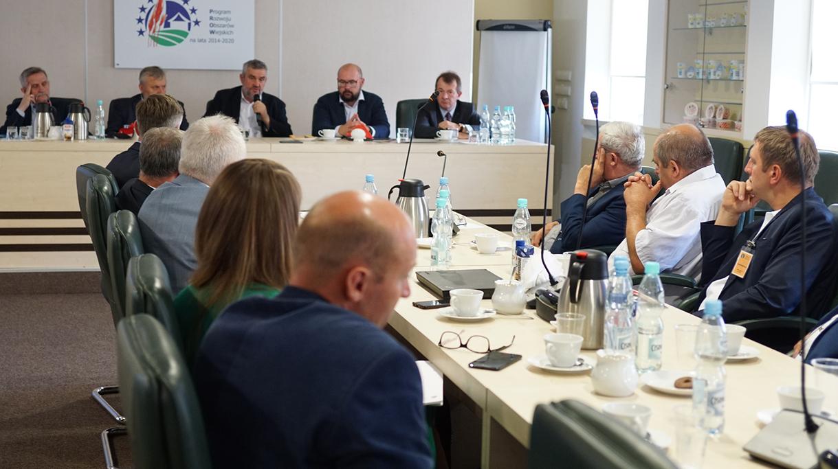 Spotkanie Zespołu ds. wołowiny z ministrem Ardanowskim