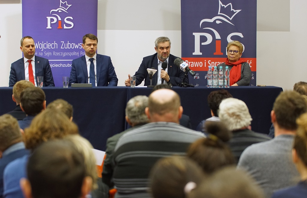 Spotkanie w Głogowie