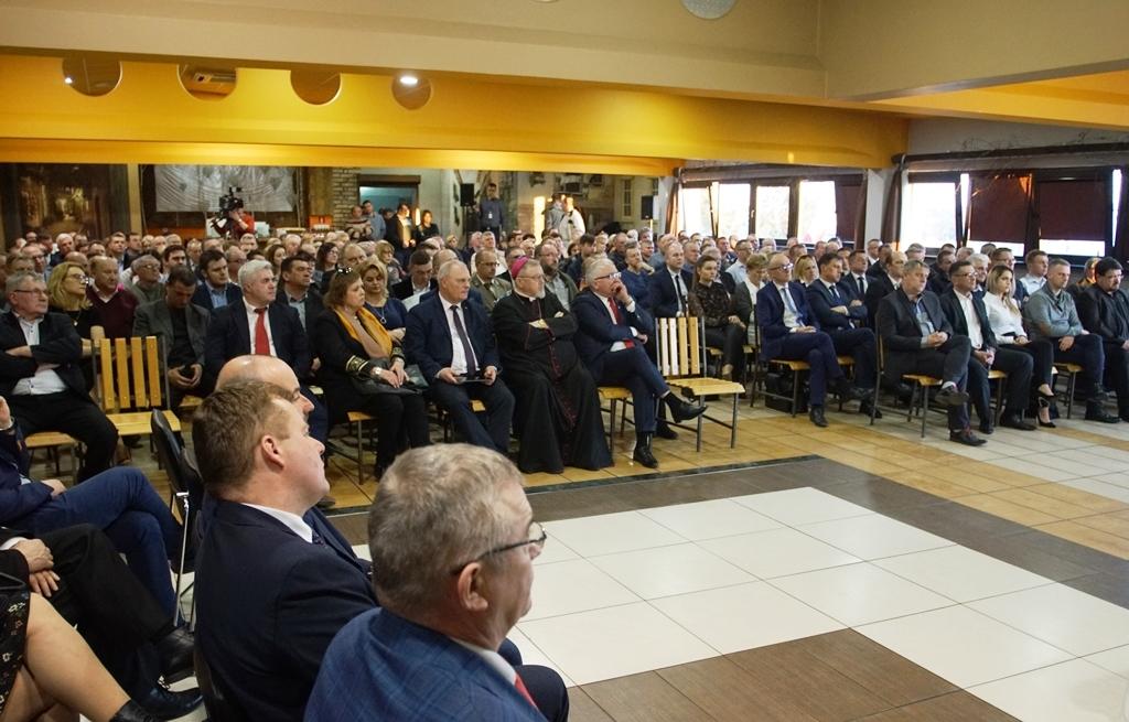 Spotkanie z rolnikami w Bielsku Podlaskim