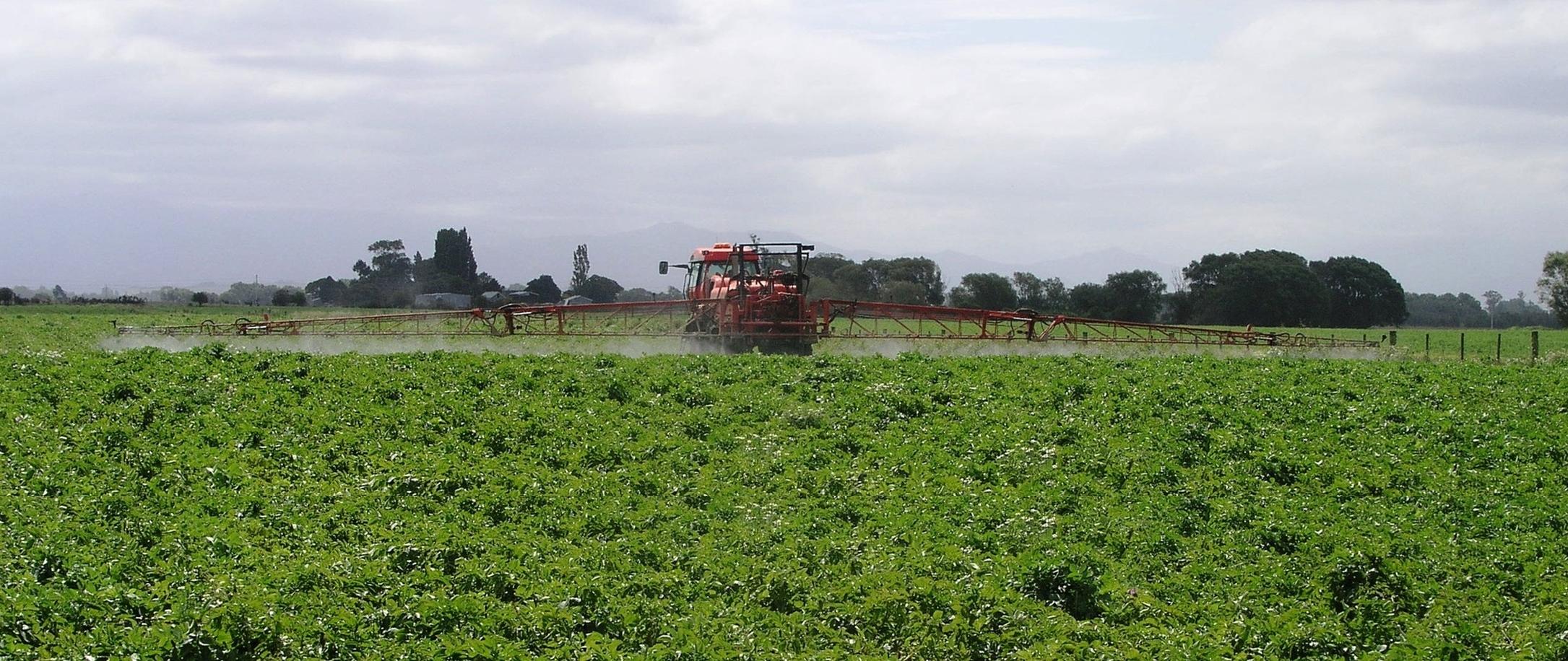 Stosowanie środków ochrony roślin – krajowy plan działania