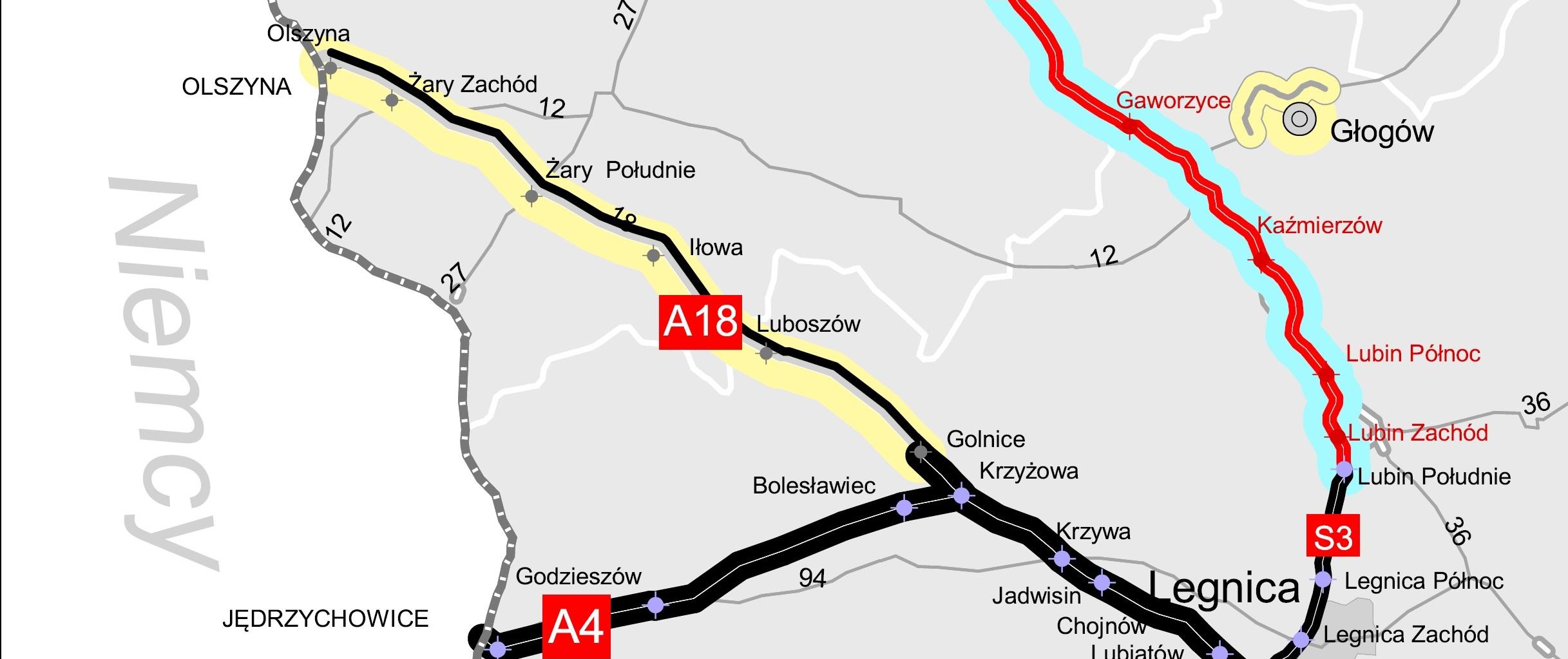 Erste Ausschreibung zur Fertigstellung der A18