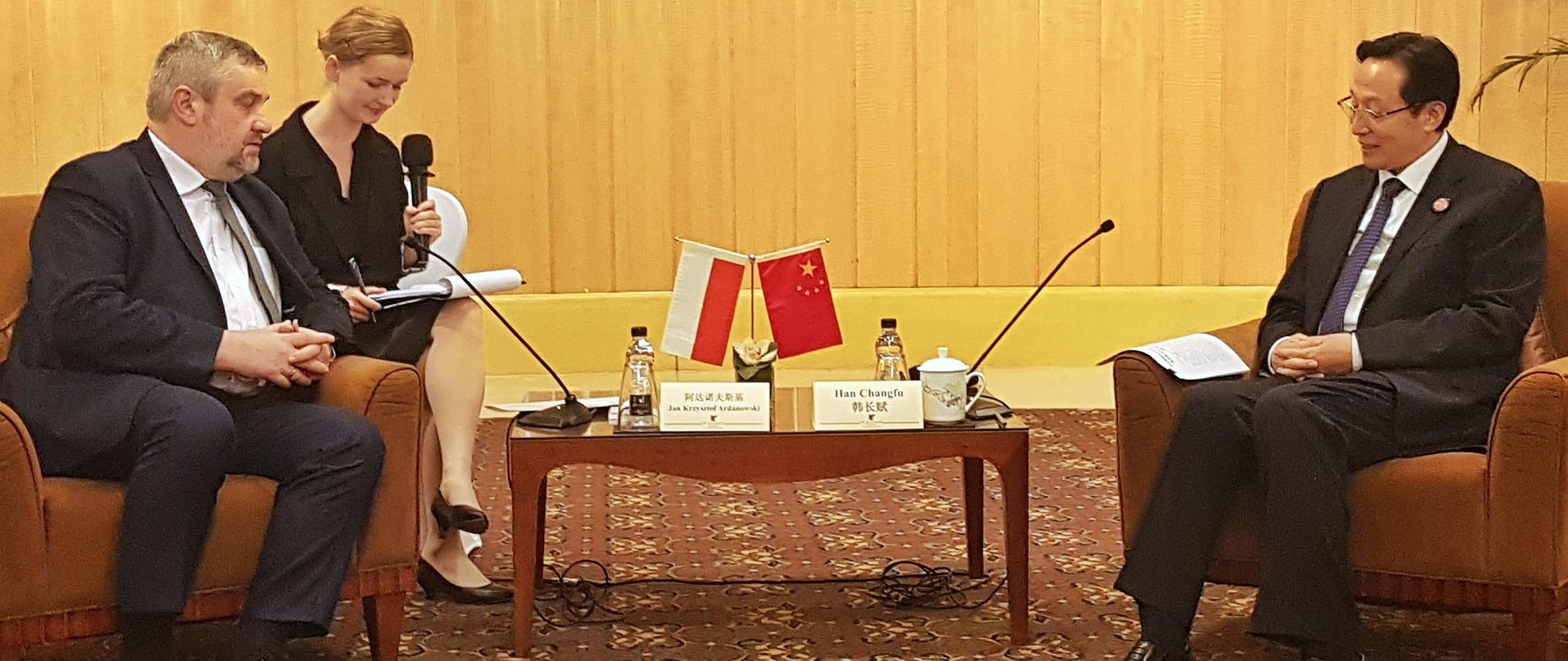 Wizyta w Chińskiej Republice Ludowej