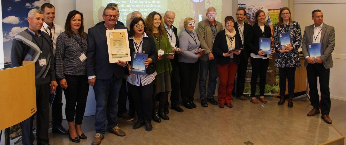 Polak zwycięzcą konkursu Rolnik Roku regionu Morza Bałtyckiego