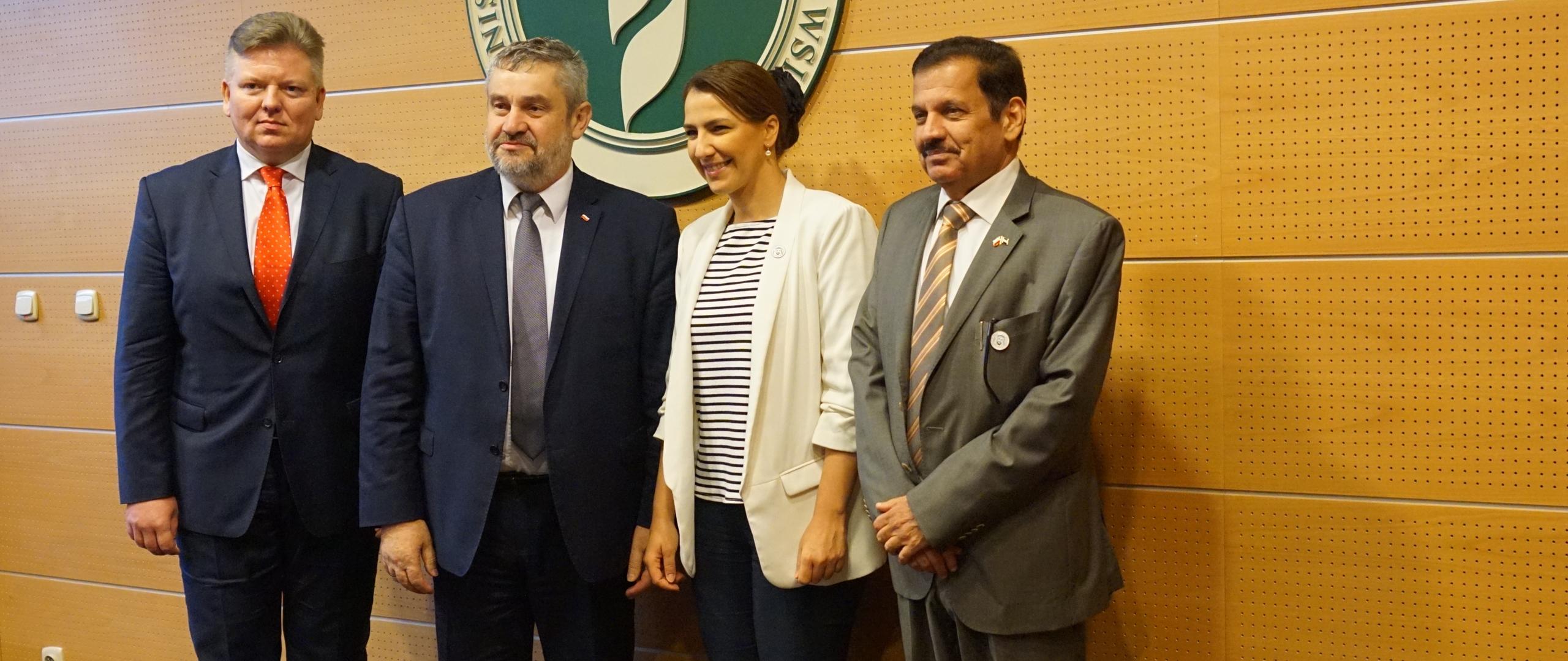 Polsko-emirackie rozmowy o rolnictwie
