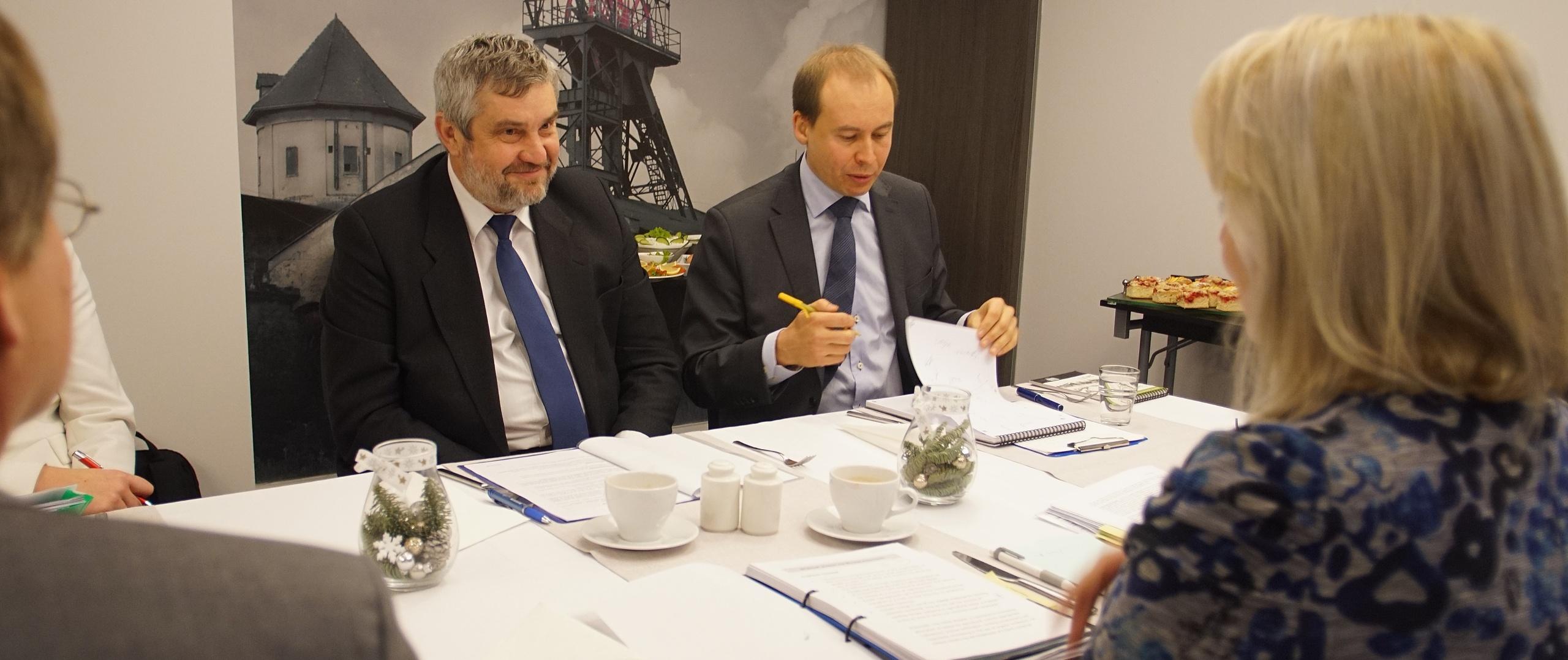 Polsko-holenderskie rozmowy podczas COP