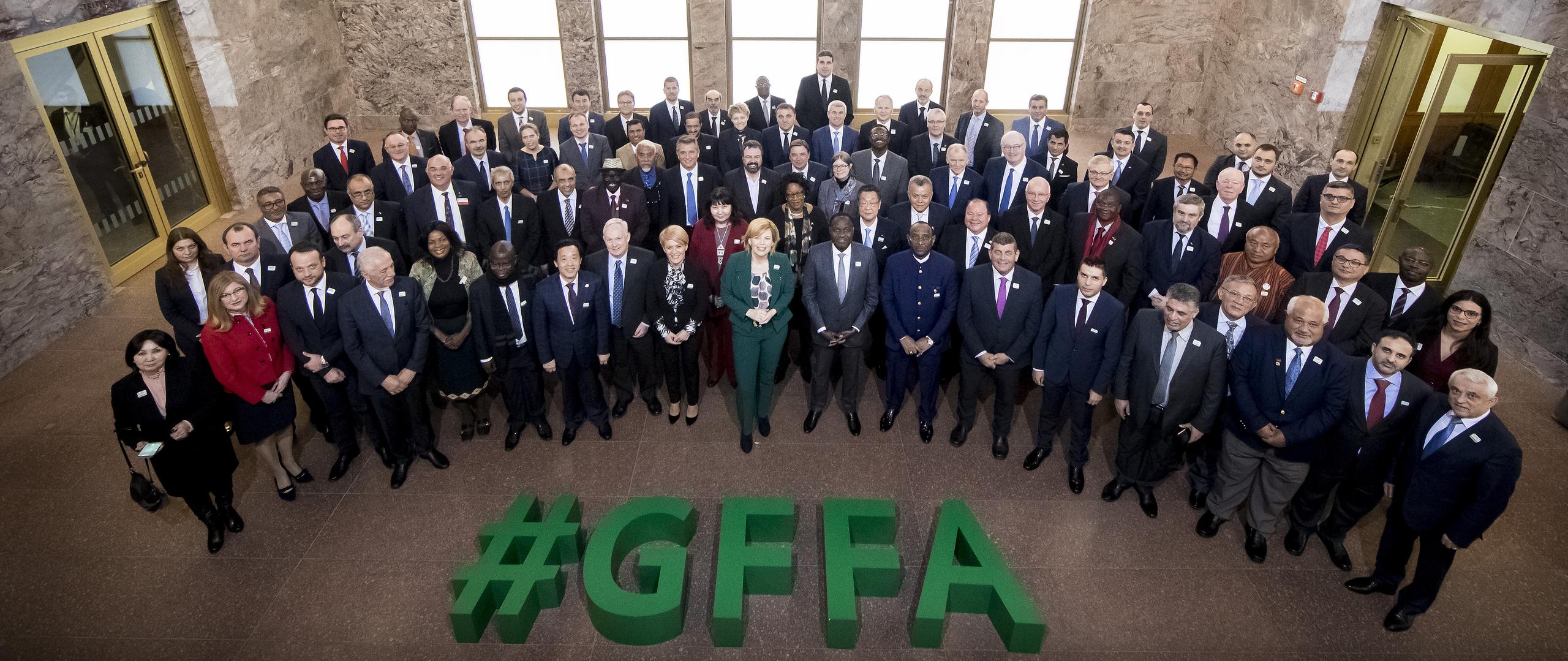 Globalne Forum Żywności i Rolnictwa w Berlinie