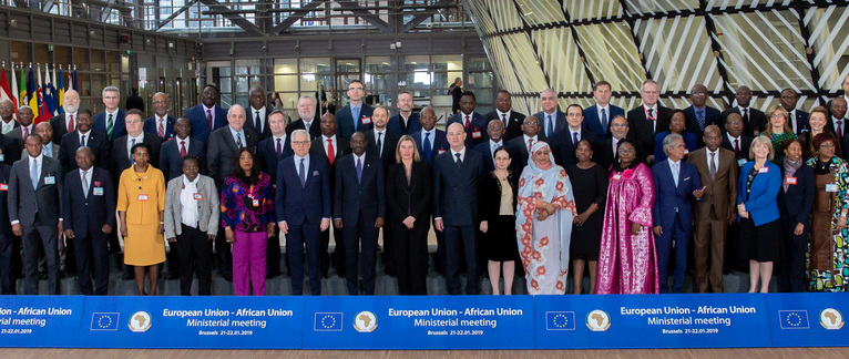 Minister Czaputowicz takes part in EU-African Union ministerial meeting
