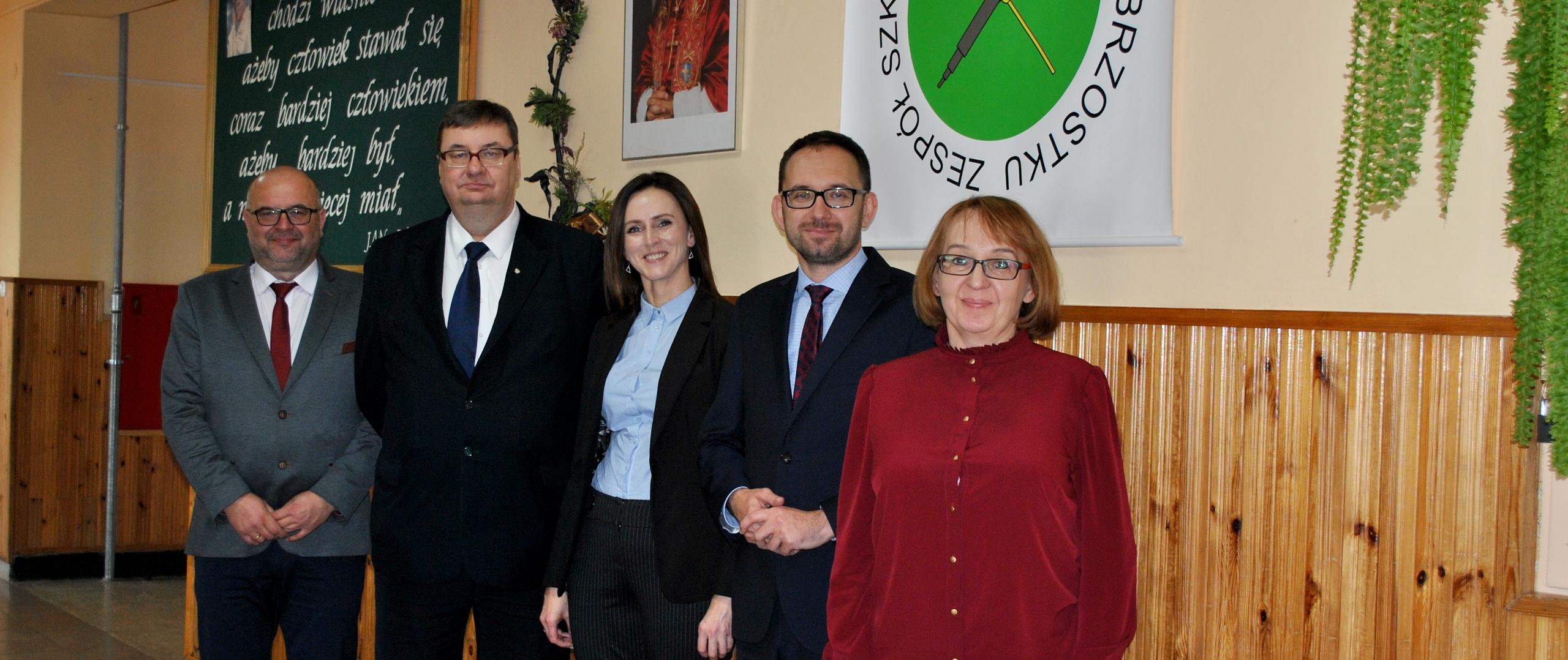 Zespół Szkół w Brzostku dołączył do ministerialnej sieci szkół rolniczych