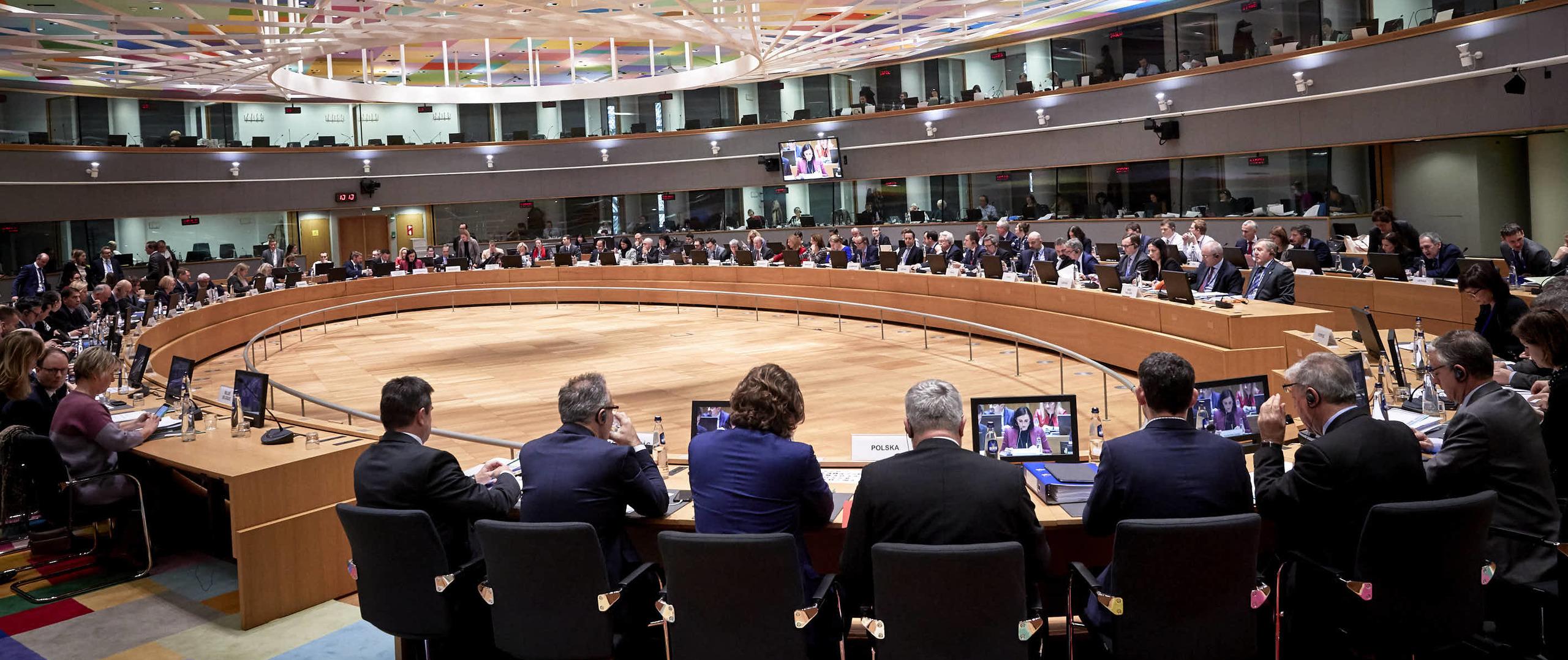 O przyszłości WPR w Brukseli