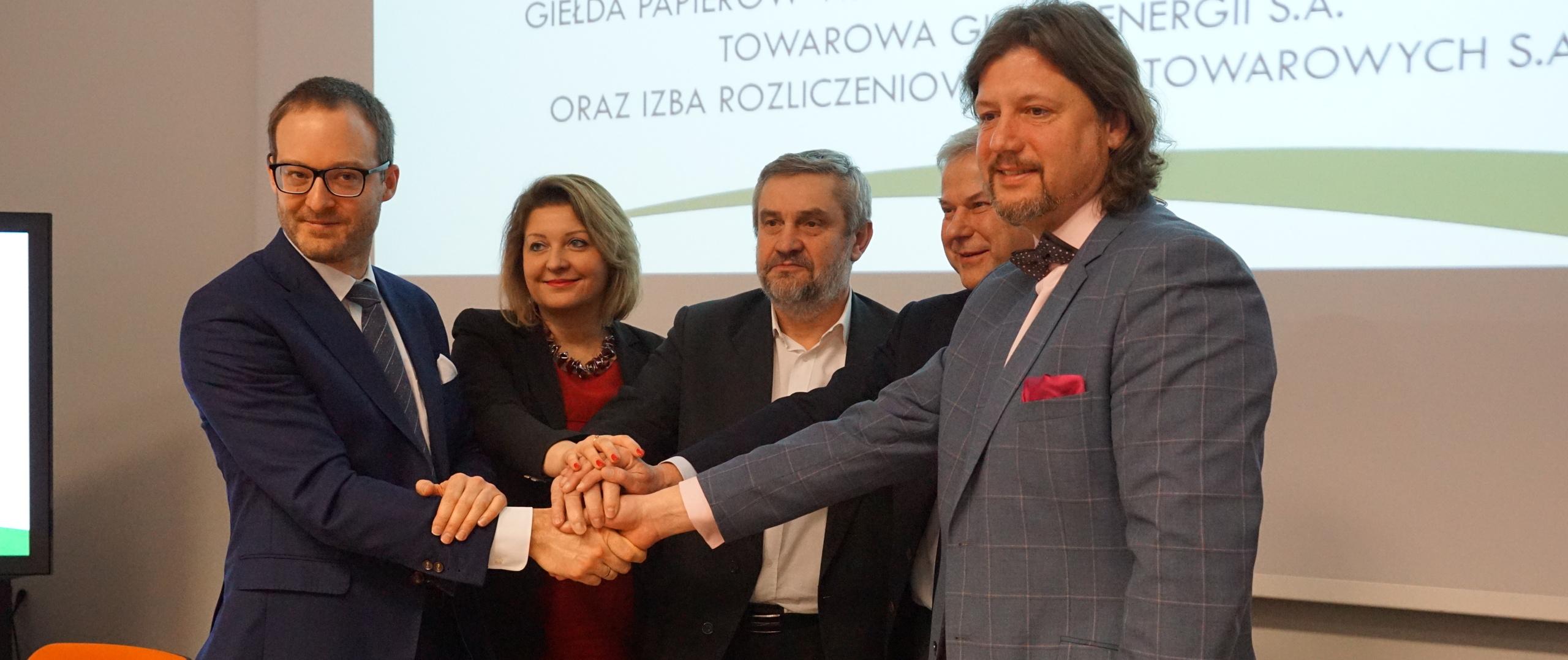 Powstaje polska giełda spożywcza