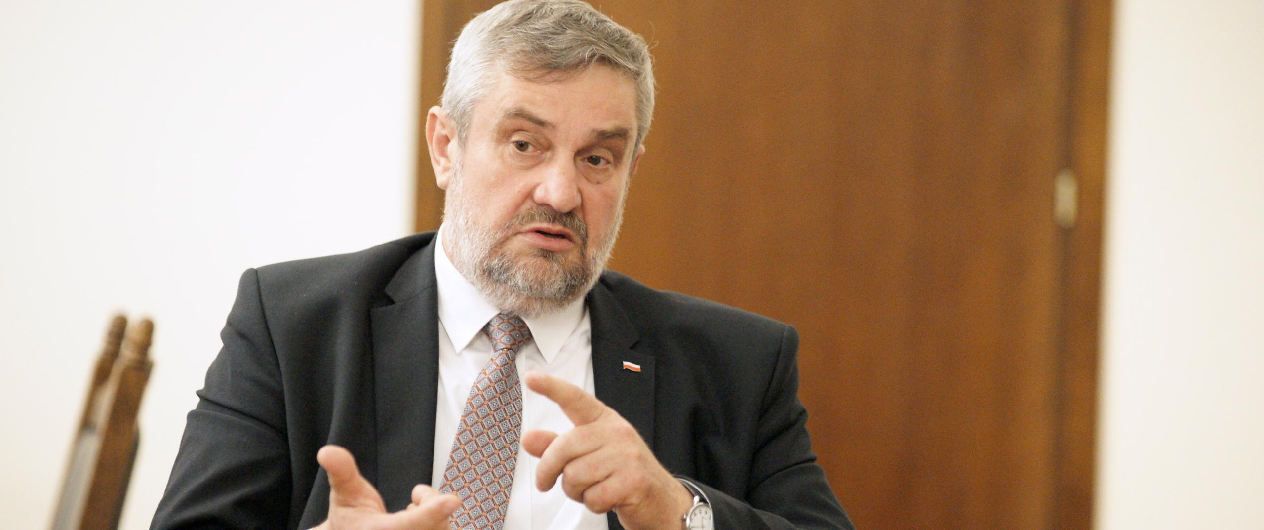 Rozmowa ministrów rolnictwa Polski i Czech