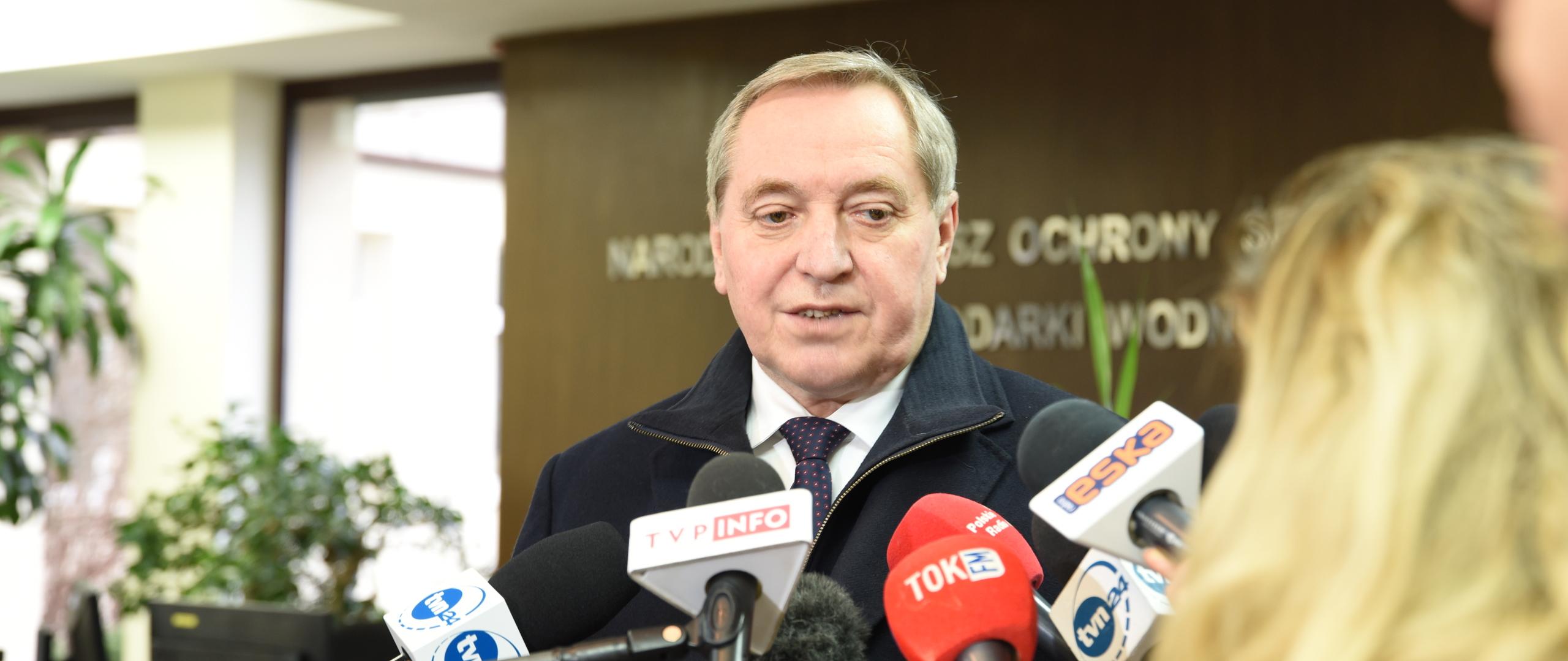 Prezes Zarządu NFOŚiGW złożył rezygnację