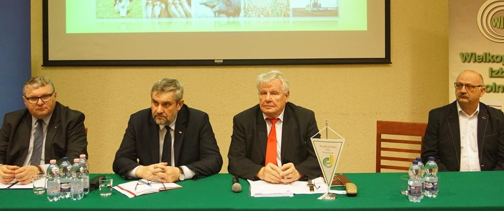 Wielkopolskie rolnictwo wobec współczesnych zagrożeń
