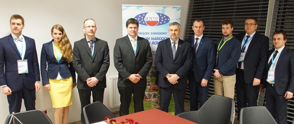 Deklaracja o współpracy młodych rolników Polski, Czech i Słowacji