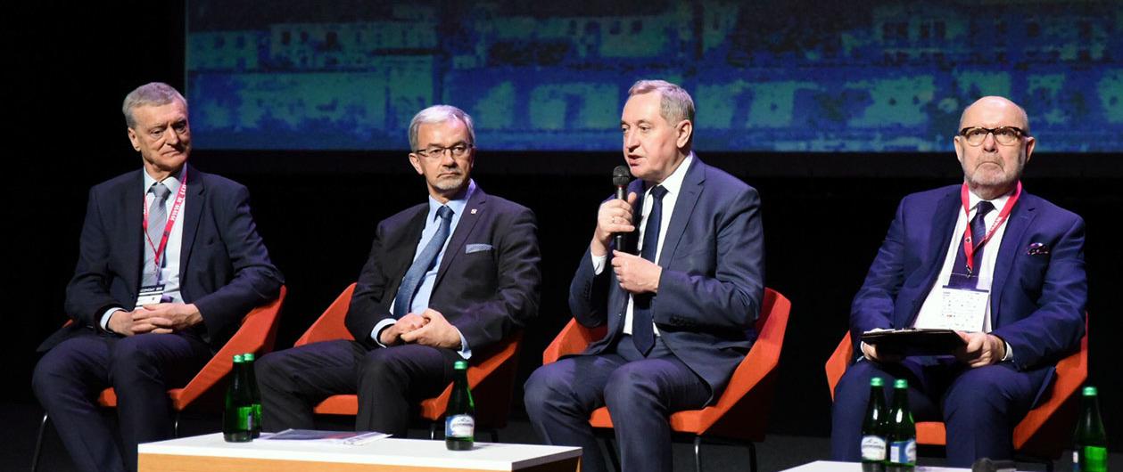 Minister środowiska Henryk Kowalczyk na XXVI Welconomy Forum