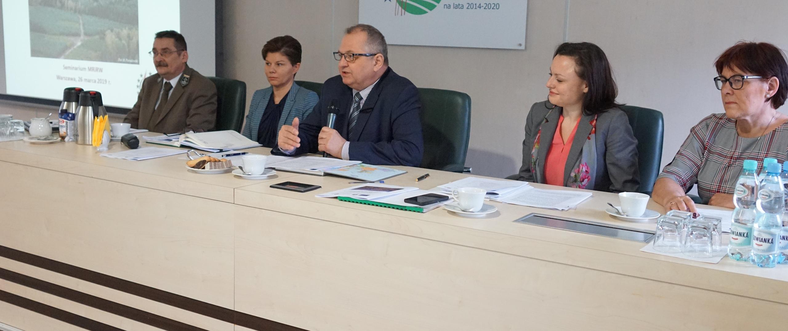 Nowe poddziałanie leśne PROW 2014-2020