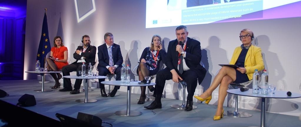 W Brukseli o cyfryzacji w rolnictwie
