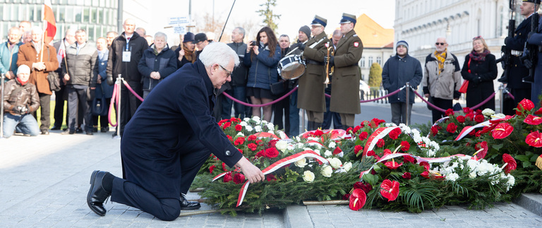 Ninth anniversary of the Smolensk plane crash