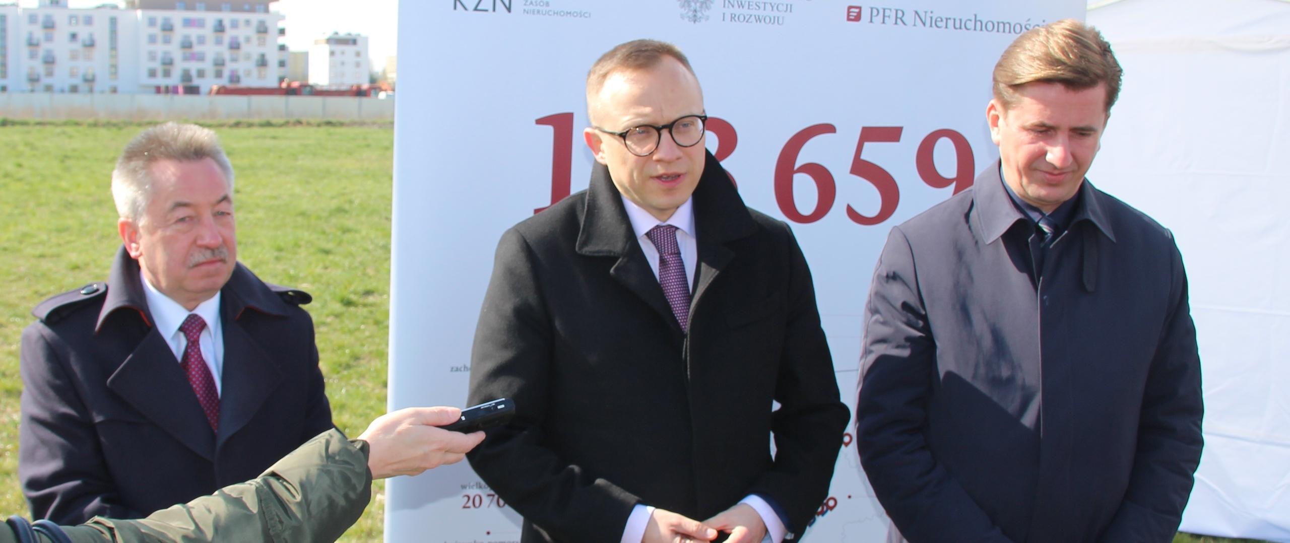 63 tysiące Mieszkań Plus na gruntach KZN