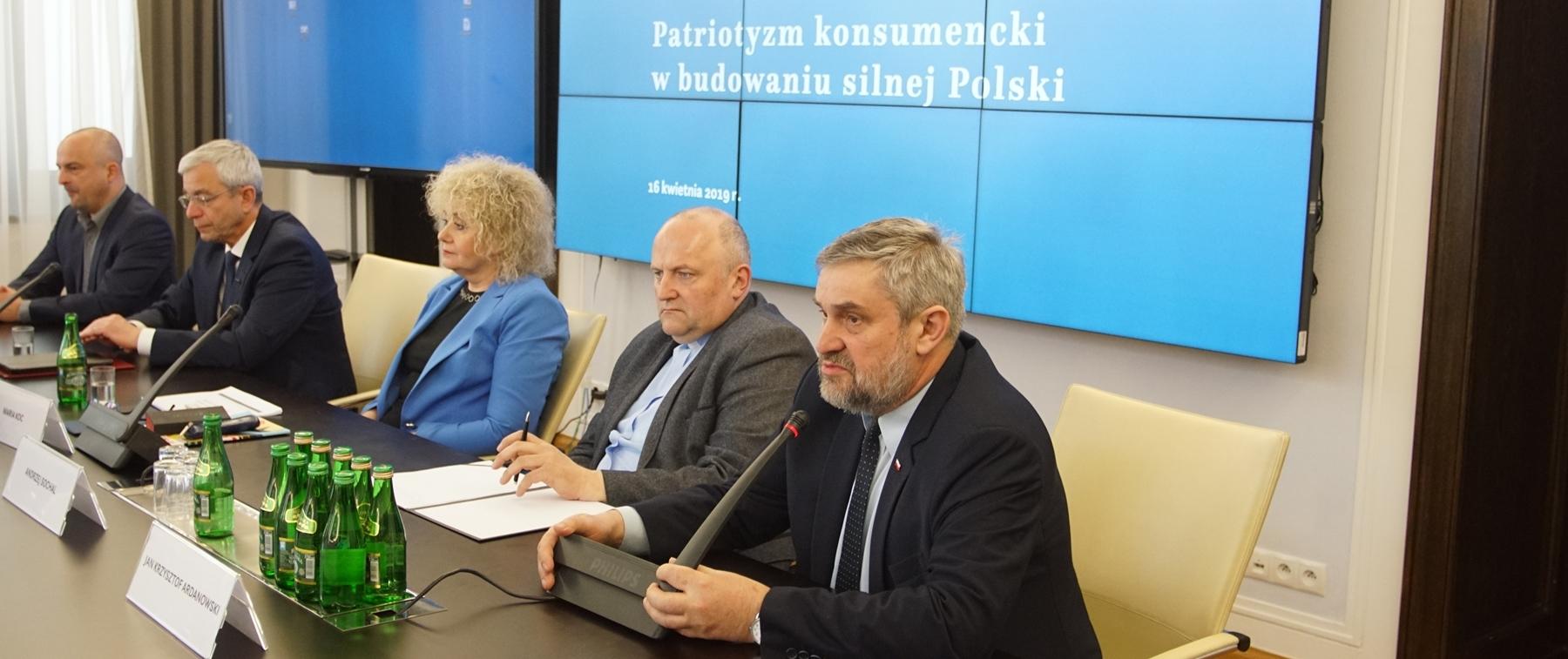 Patriotyzm konsumencki w budowaniu silnej Polski