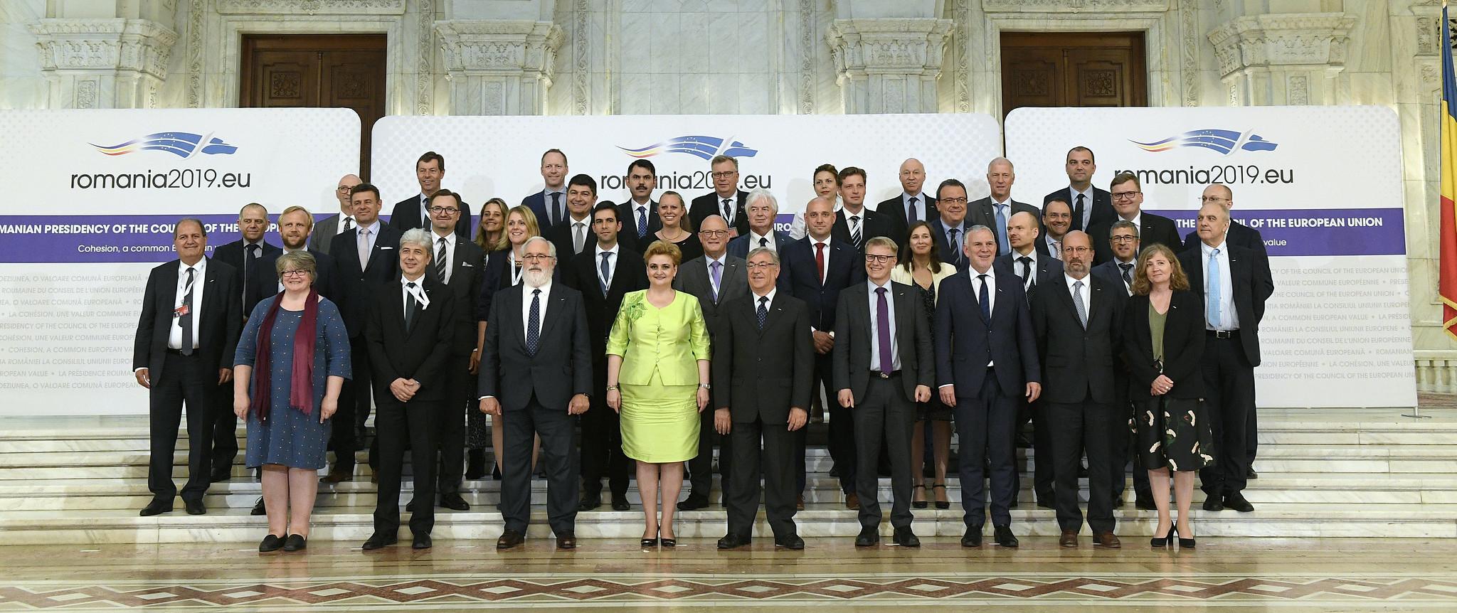 Nieformalne posiedzenie Rady UE ds. Środowiska w Bukareszcie