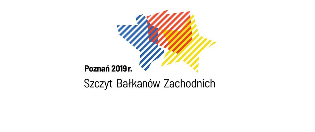 logo szczytu Bałkanów Zachodnich