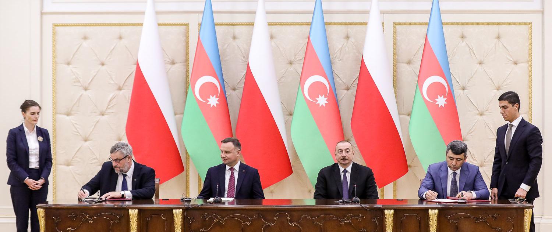 Wizyta w Azerbejdżanie