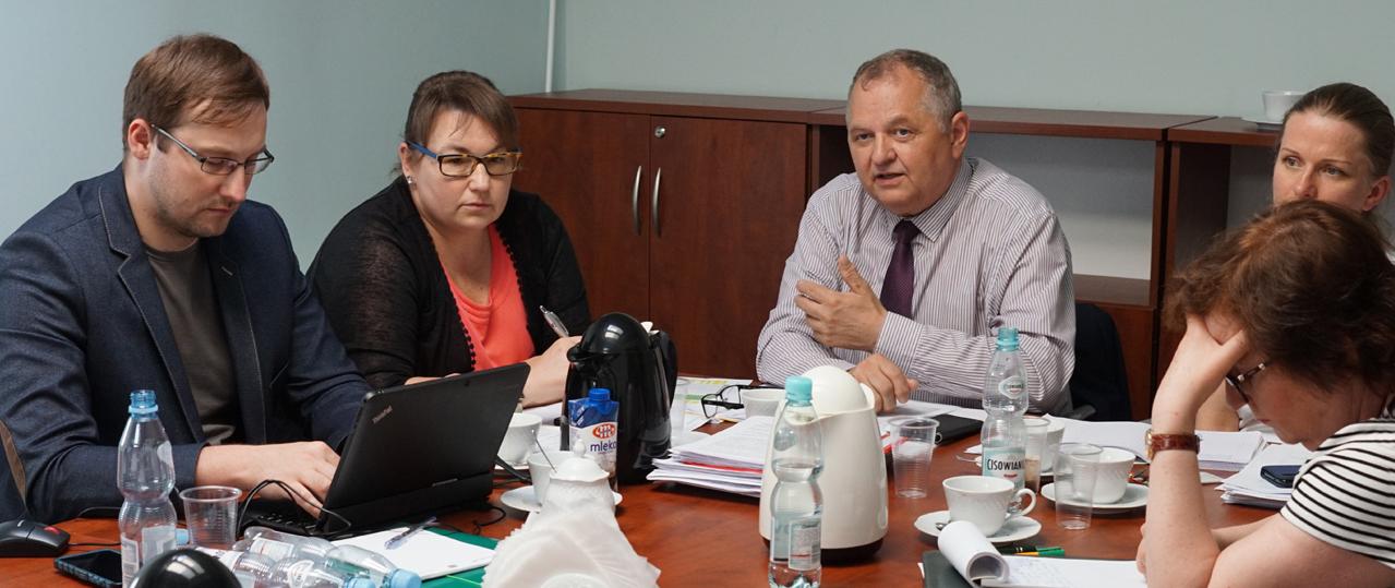 Spotkanie z przedstawicielami związków zawodowych pracowników ośrodków doradztwa rolniczego