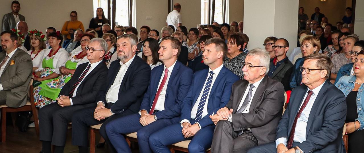 Minister na Zjeździe Sołtysów i Kół Gospodyń Wiejskich