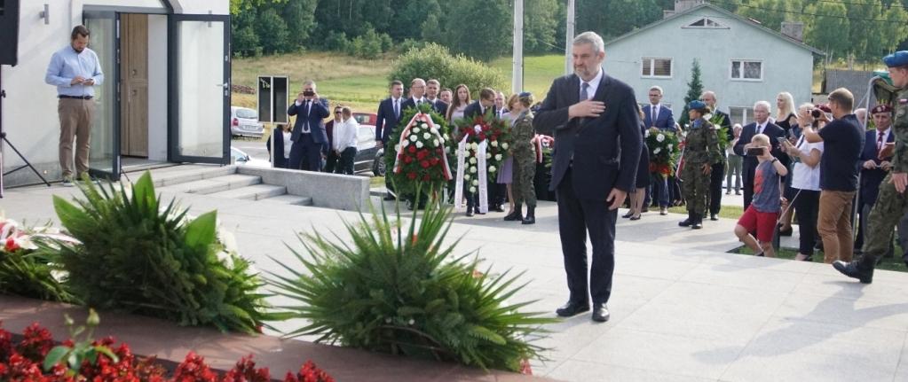 Dzień Walki i Męczeństwa Wsi Polskiej w Michniowie