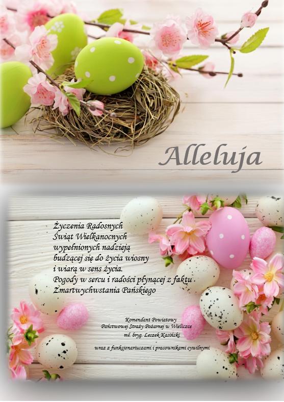 Żywczenia Wielkanocne