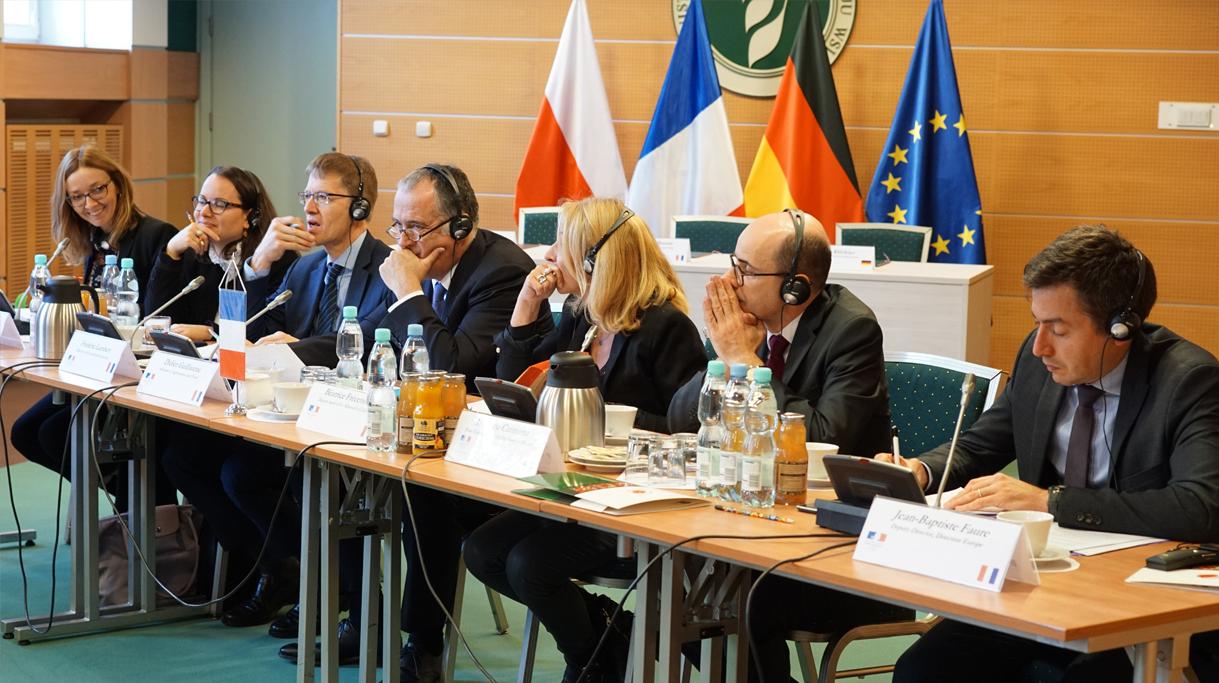 Delegacja Francji