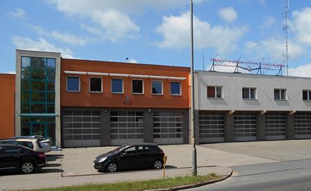 Budynek KP PSP w Myśliborzu