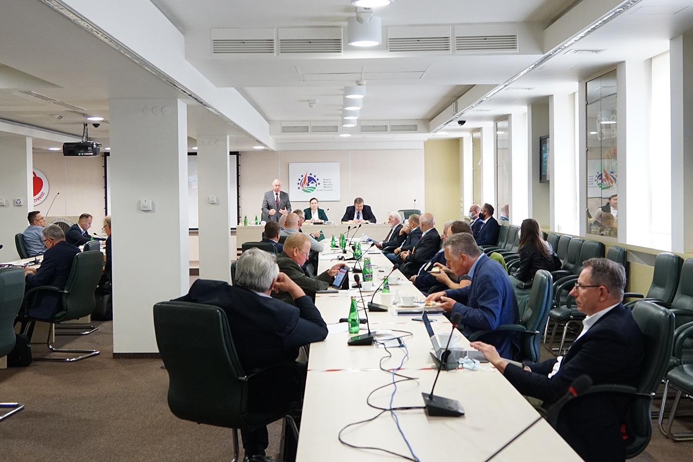 Konsultacje dotyczące Planu Strategicznego (fot. MRiRW)