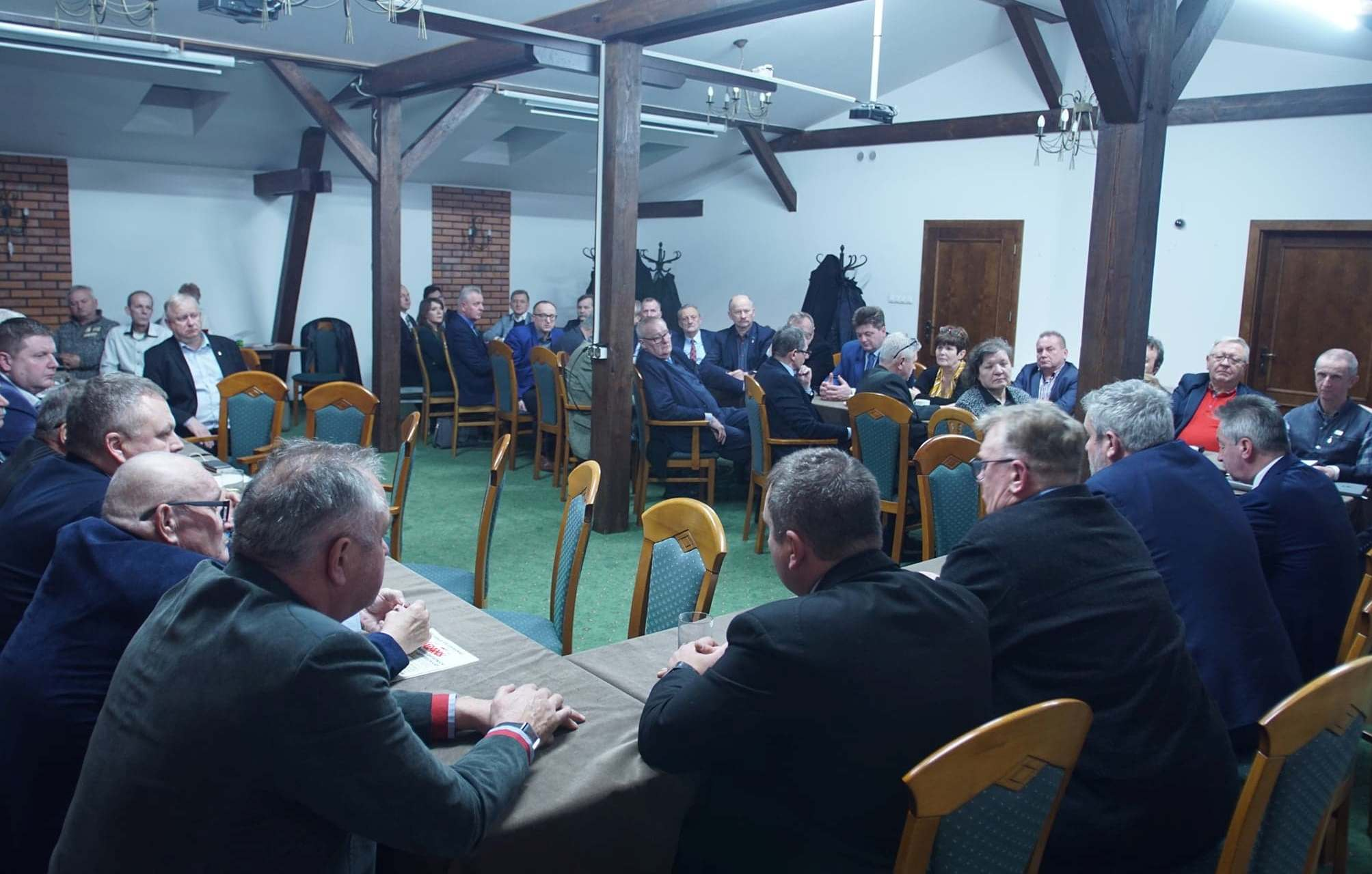 Spotkanie z Sekcją Krajową Rolnictwa NSZZ Solidarność