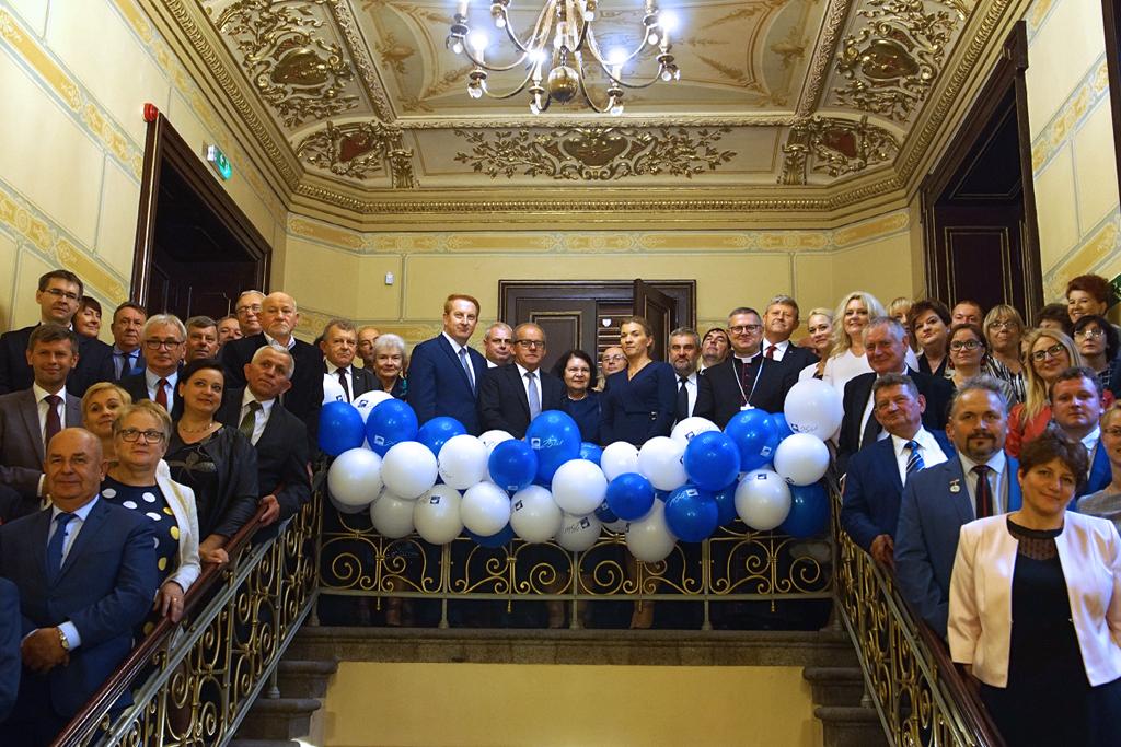 Uczestnicy spotkania w Toruniu