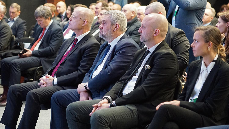 Minister wśród gości zaproszonych na otwarcie CTR