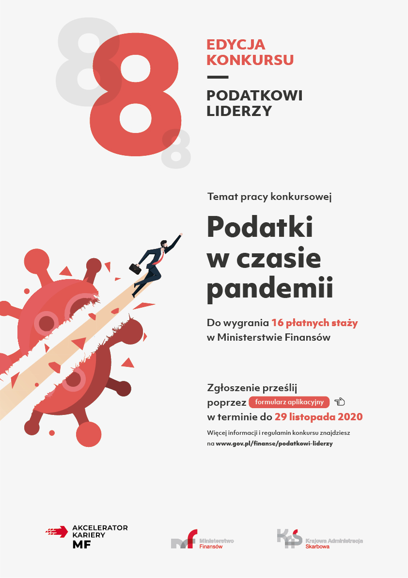 Plakat konkursowy 8 edycja